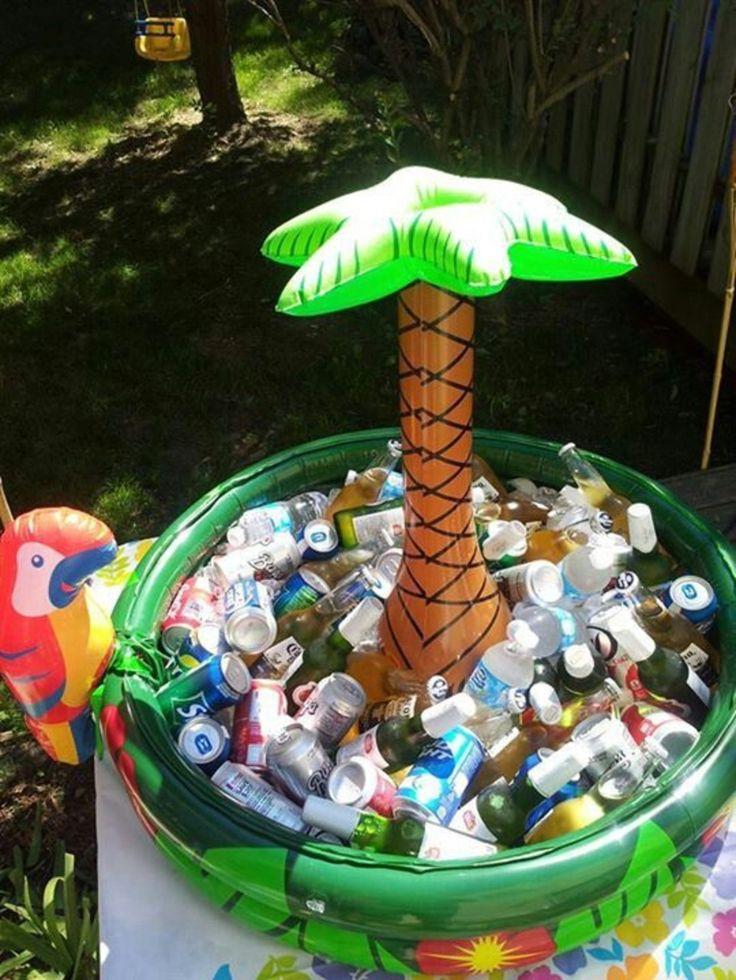 Tiki #Party idées que toutes les filles devraient prendre avis de...