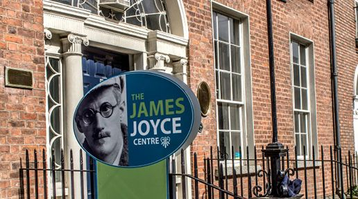 The James Joyce Center. North Dublin tourist attractions collaborate to form the city's DNA trail.