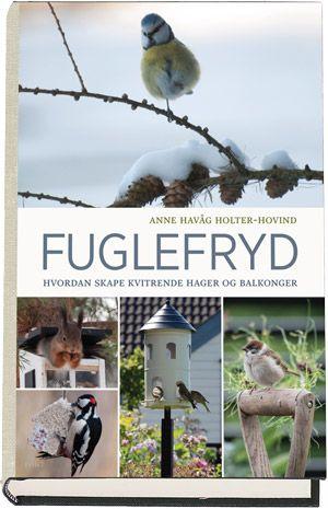 Min bok om fugler og ekorn i hagen