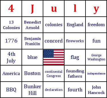 4th of july funny cards