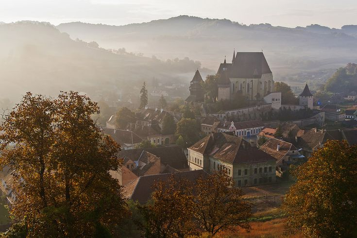 Biertan is one of the most important Saxon villages with fortified churches in Transylvania. #UNESCO #World #Heritage #romanian #church #Transylvania #saxon #village #beautiful #visit #travel http://buff.ly/1v3nC96