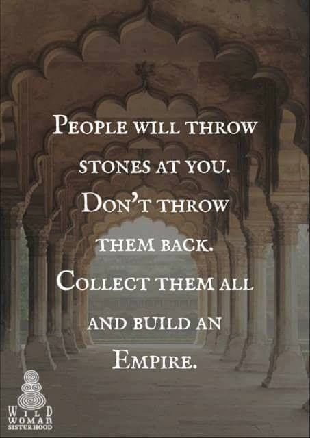 Grateful for all those stones. Now if I could only decide on which DIY project to make something of them... #infp