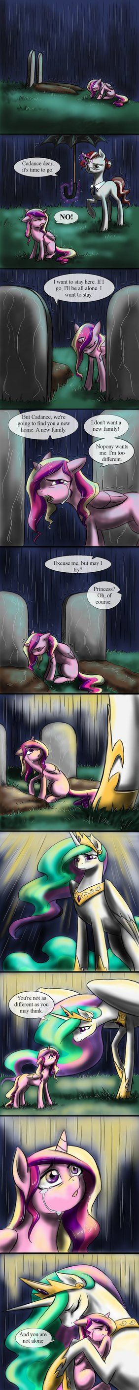 :'(  I started crying when I saw this, I still amSadness Mlp, Mlp Cadence, Sweets, Mlp Cute, Mlp Eye, Mlp Sadness, Start Cry, Ponies Freak, Cartoons