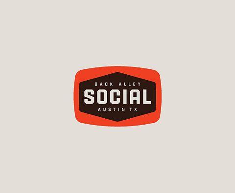 SocialAllan Peter, Design Logo, Graphics Design, Graphics Exchange, Graphics Projects, Alley Social, Graphic Projects, Design Blog, Logo Brand