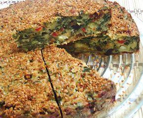Ispanak Böreği