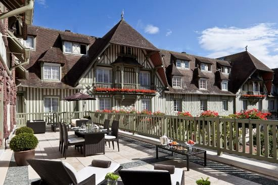Hôtel Barrière Le Normandy Deauville - TripAdvisor