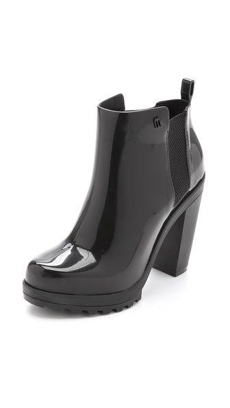 Melissa Soldier Rain Booties $185.00 US roughly $210 AU