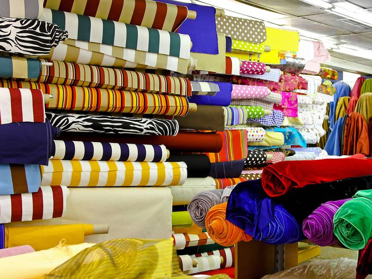 Fabric Stores NYC