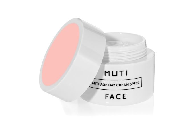 MUTI Anti-Age Tagescreme LSF 20  -  Die Tagescreme mit Zusatzschutz vor UV Strahlung. Perfekt für schönste Sonnentage!