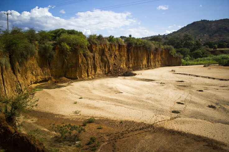 How the demand for sand is killing rivers