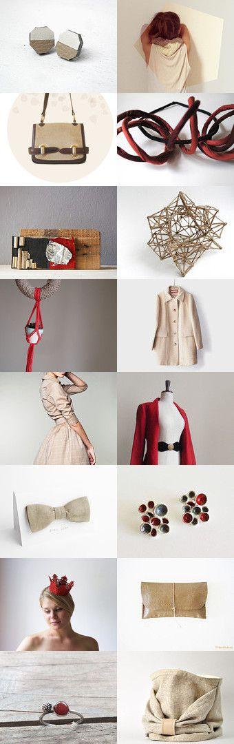New Year's Style by Marina Bancheva on Etsy--Pinned with TreasuryPin.com