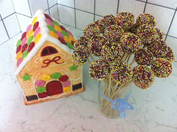 Cake Pops!!! Happy Name Day Nickola!!!