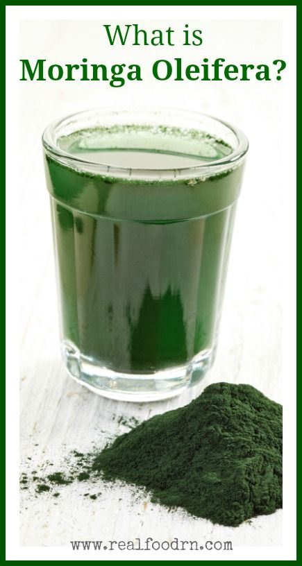 """Moringa Benefits What is Moringa Oleifera. You may not have discovered Moringa yet, but I believe you will be hearing a lot about it in the next few years—it has all the makings of the next big scientific superfood """"find."""" I mix it in my smoothie every morning now, after learning about all the benefits of these amazing leaves! realfoodrn.com #moringa #superfood"""