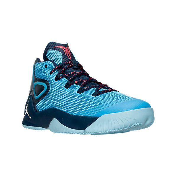 Nike Men's Jordan Melo M-12 Basketball Shoes ($96) ❤ liked on Polyvore
