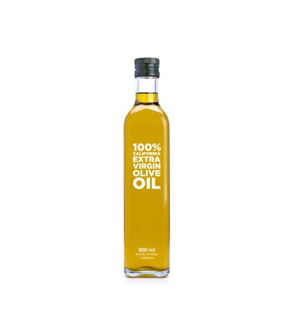 Olive Oil Label by Marko Mugosa, via Behance