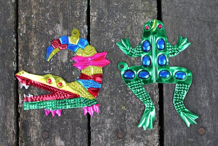 37 best mexican christmas tree decorations images on for Mexican christmas ornaments crafts