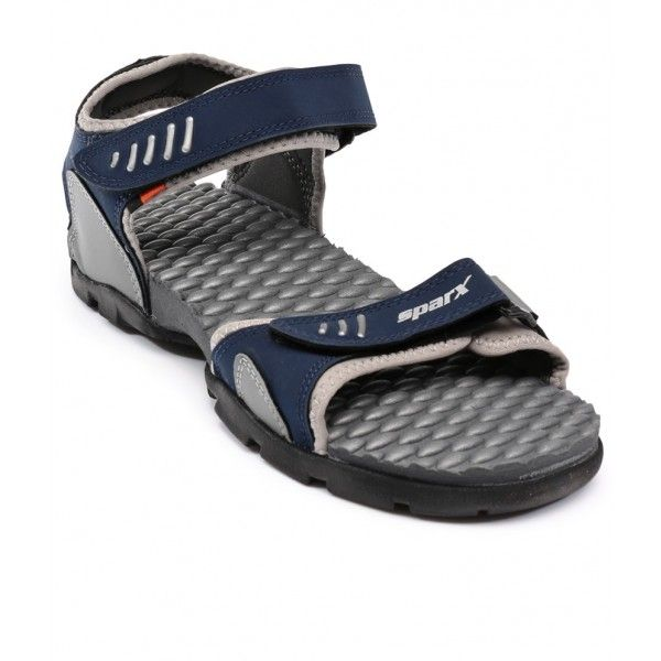 Buy Sparx Men Sandals Blue - Happy Roar
