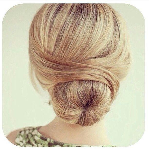 Surprising 1000 Ideas About Donut Bun Hairstyles On Pinterest Donut Bun Short Hairstyles For Black Women Fulllsitofus