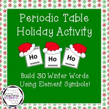 10 best wr circuitry lessons images on pinterest science periodic table christmas activity urtaz Choice Image
