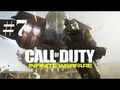 http://callofdutyforever.com/call-of-duty-gameplay/call-of-duty-infinite-warfare-walkthrough-gameplay-part-7-1080p-full-hd-ps4-no-commentary/ - Call of Duty: Infinite Warfare Walkthrough Gameplay Part 7 – 1080p Full HD PS4 - No Commentary.  Call of Duty: Infinite Warfare is an first-person shooter video game developed by Infinity Ward and published by Activision. It is the thirteenth primary installment in the Call of Duty series and is set to be released for Microsoft Win