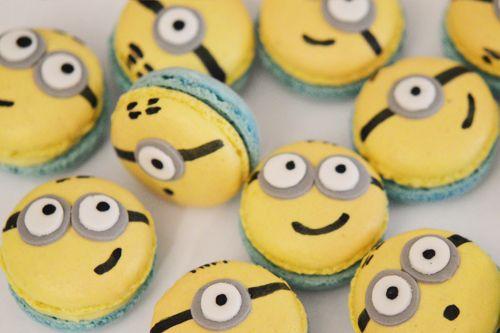 macarons-miniion