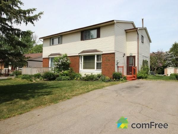 Priced to sell, this affordable, semi-detached Kanata home is located on a quiet crescent in...