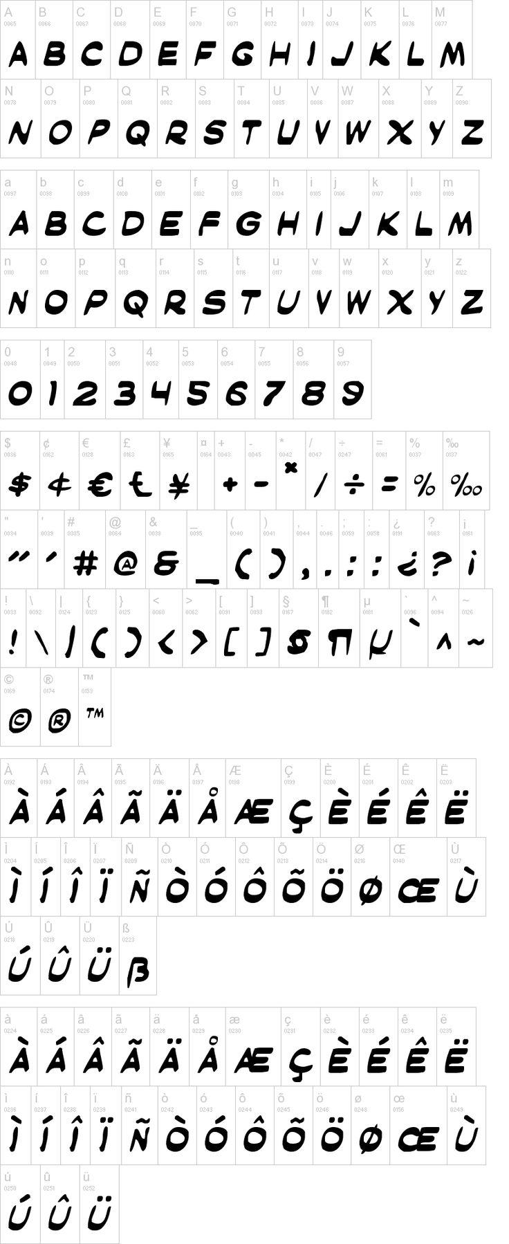 Fonts - Masked Marvel