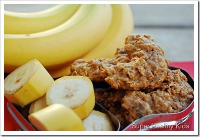 baby food banana cookies