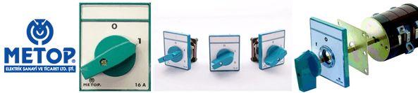 Metop elektrik ürünleri, pako şalter ürünleri satışı Somelpa..  http://www.somelpa.com.tr/metop/
