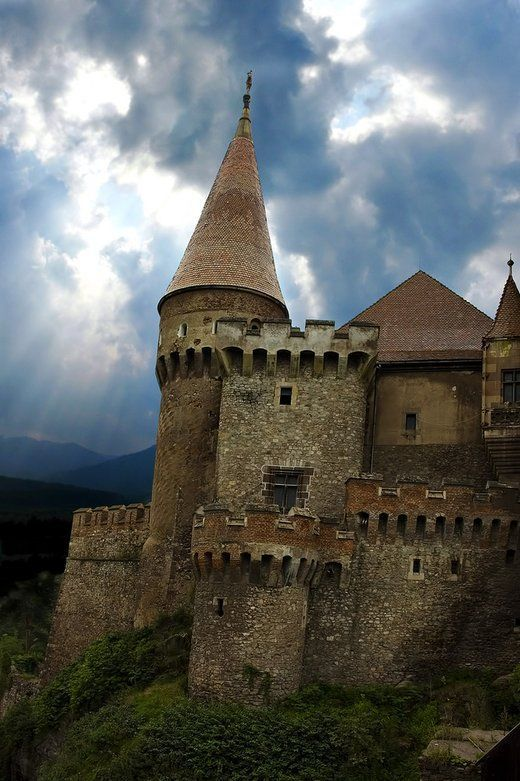 You might want to visit Dracula Castle in Transylvania while travelling to Romania