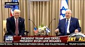 Breaking News , President Trump Latest News Today 5/22/17 ,Arrives In Jerusalem To Meet Pres Rivlin - YouTube