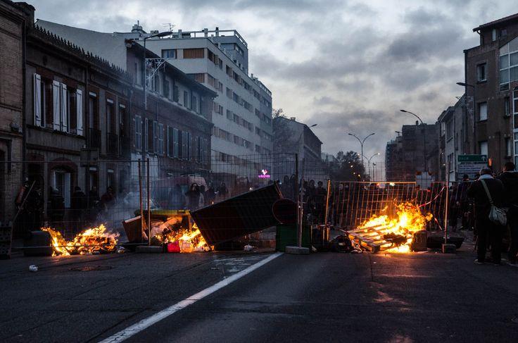 manifestation Toulouse