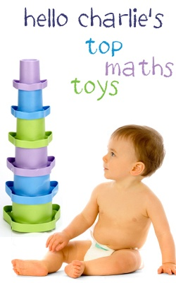 Hello Charlie's Top Toys for Developing Maths Skills