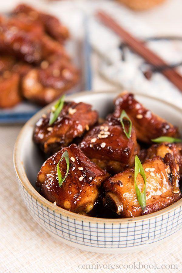 asian sauce dish