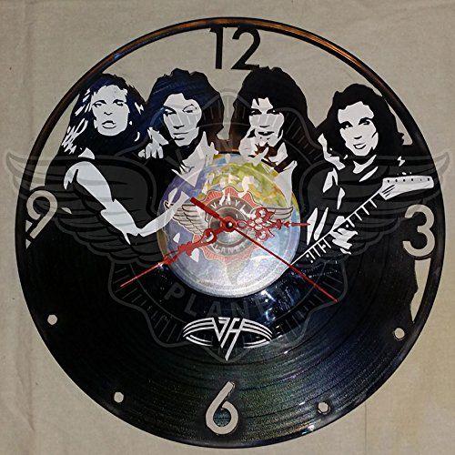 DIY VAN HALEN Vinyl Planet Record Wall Clock Decorative D... https://www.amazon.ca/dp/B01LXQEQ9U/ref=cm_sw_r_pi_dp_U_x_mDviAbTNFMX92