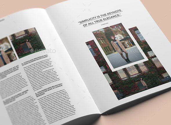 234 best news images on Pinterest | Indesign magazine templates ...