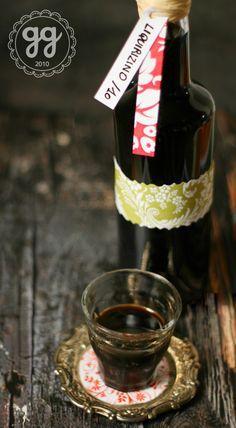 liquirizino - liquore alla liquirizia
