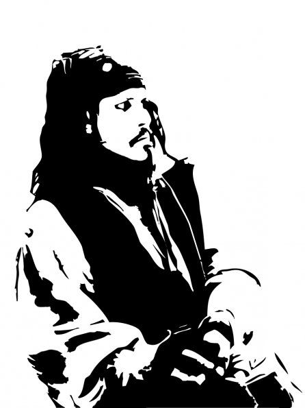 Jack Sparrow 5000 Stencils For Others Jack Sparrow
