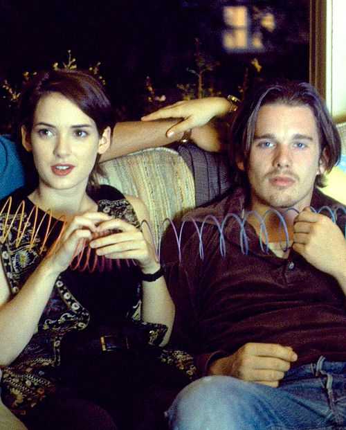 Reality BitesPerfect Reality, Ethan Hawks, Winona Ryder, Ethan Hawke, Shit Outta, My Heart, Real Things, Bites 1994, Reality Bites
