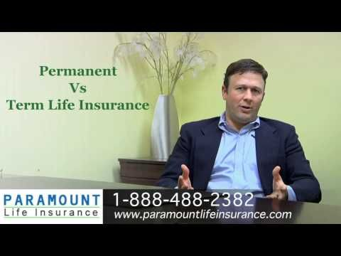 Permanent Life Insurance – Term Life Insurance Vs Permanent Whole Life Insurance Quotes. Life Insurance Agency Specializing In Term and Permanent Life …