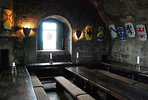 Dunguaire Castle, County Galway, Ireland - www.castlesandmanorhouses.com