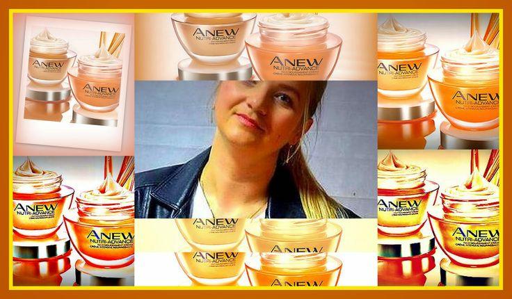 Fashion Inspiration XL: Moja opinia o kremie Anew Nutri-Advance firmy Avon...