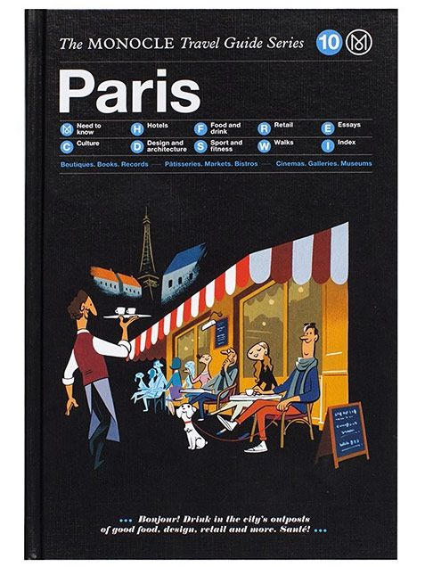 Paris: The Monocle Travel Guide | published by Gestalten