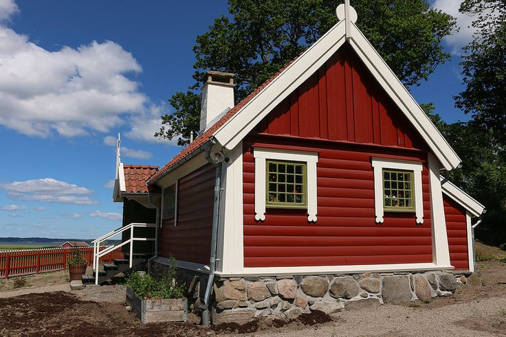 Worker's cottage at Tjolosholm