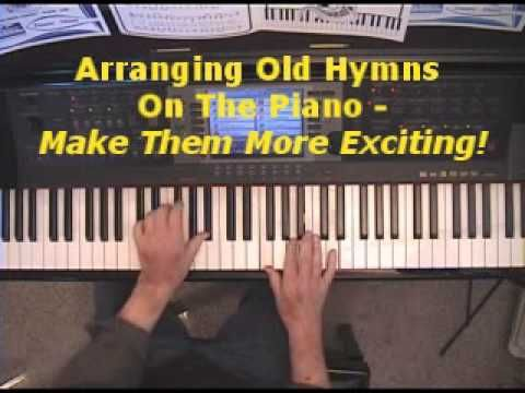 How To Make Old Hymns More Exciting Using Chord Techniques! Jen, you may find this interesting.