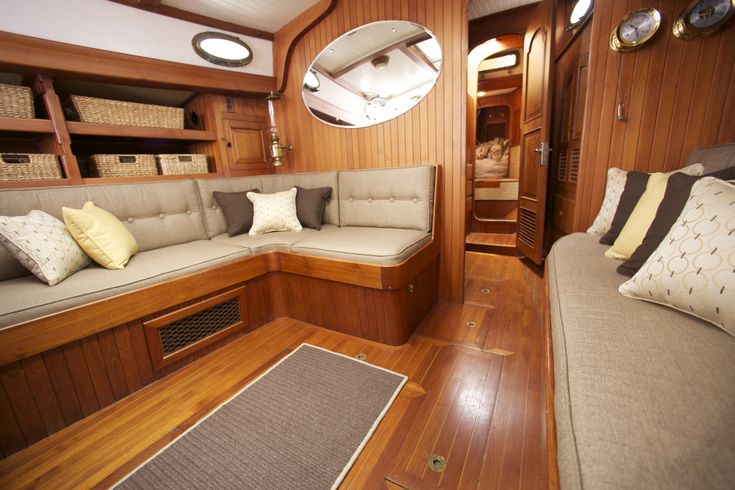 89 Best Images About Boat Interior On Pinterest