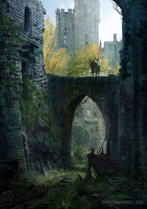 Hermitage bridge Perthshire, Scotland