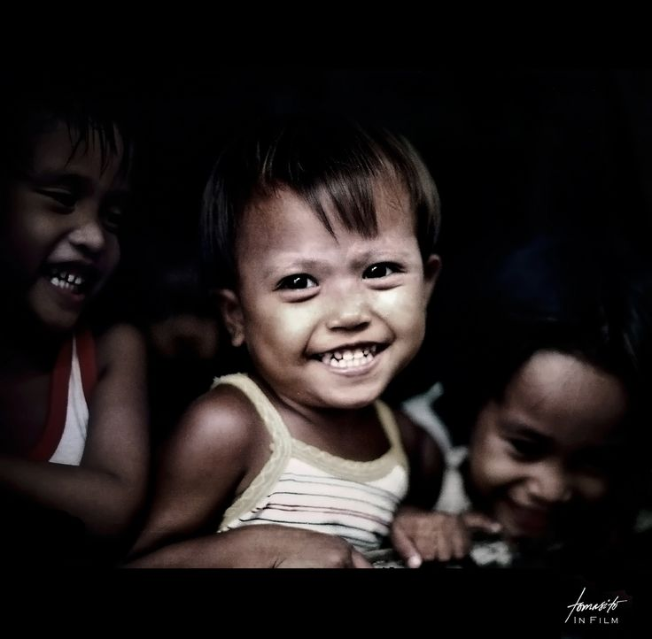 Filipino Smile