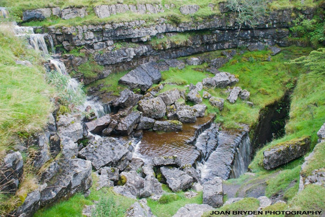 Hunt Pot, Horton in Ribblesdale, Yorkshire Dales, North Yorkshire, England