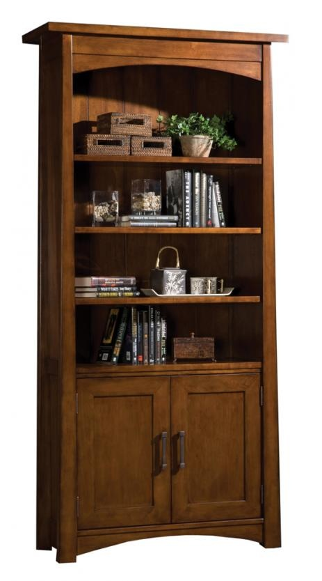 Bungalow Tall Bookcase Sligh Furniture Stickley